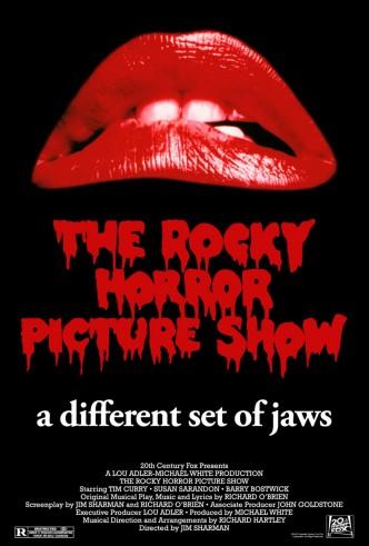 Шоу ужасов Рокки Хоррора / The Rocky Horror Picture Show (1975): постер