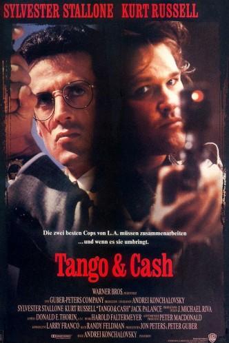Танго и Кэш / Tango & Cash (1989): постер