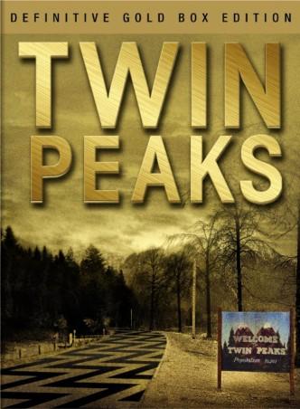 Твин Пикс / Twin Peaks (1990-1991) (телесериал): постер