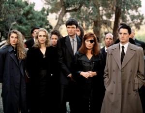 Твин Пикс / Twin Peaks (1990-1991) кадр из телесериала