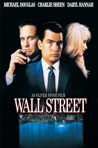 Уолл-стрит / Wall Street (1987): постер