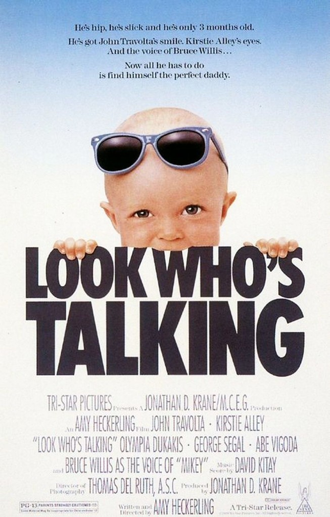 Уж кто бы говорил / Look Who's Talking (1989): постер