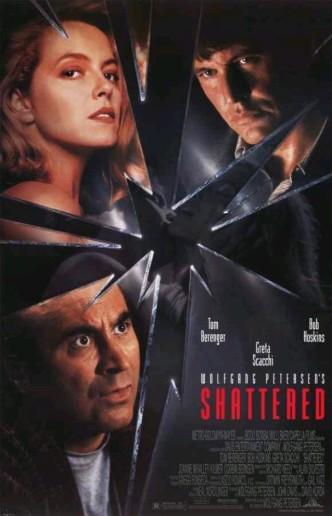 Вдребезги / Shattered (1991): постер