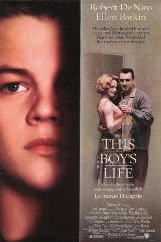 Жизнь этого парня / This Boy's Life (1993): постер