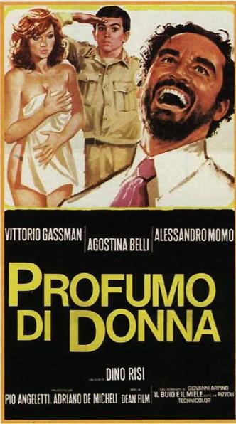 Запах женщины / Profumo di donna (1974): постер