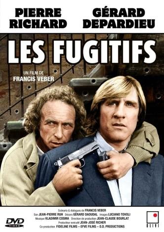 Беглецы / Les fugitifs (1986): постер