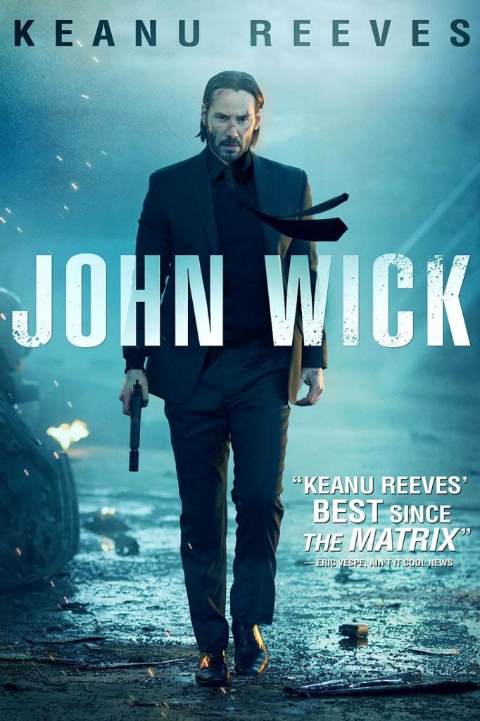 Джон Уик / John Wick (2014): постер