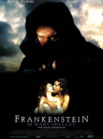 Франкенштейн Мэри Шелли / Frankenstein (1994): постер