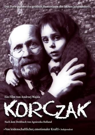 Корчак / Korczak (1990): постер