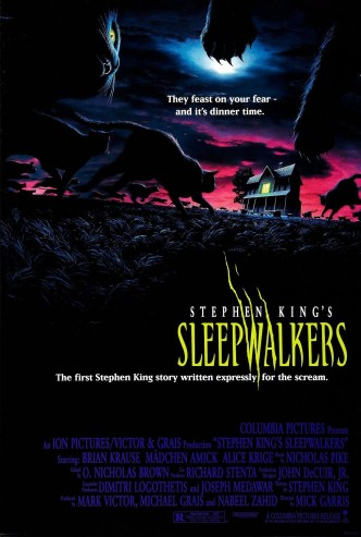 Лунатики / Sleepwalkers (1992): постер