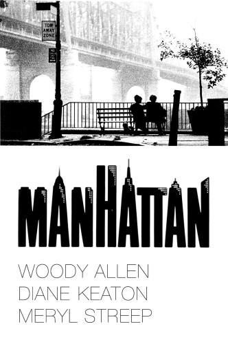 Манхэттен / Manhattan (1979): постер