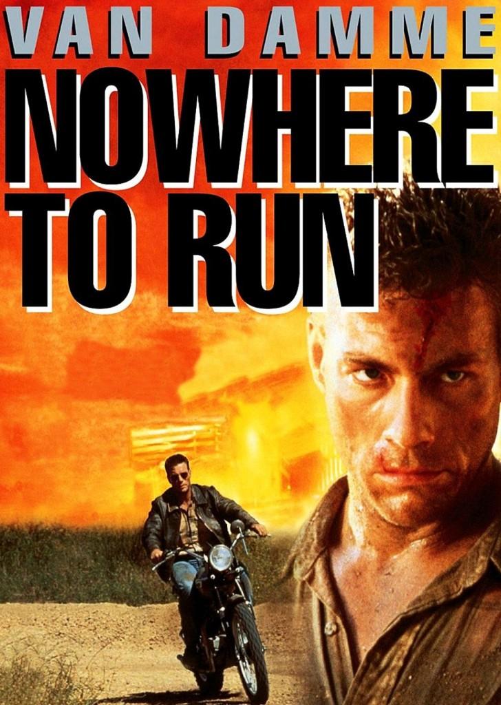 Некуда бежать / Nowhere to Run (1993): постер