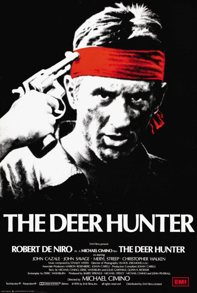 Охотник на оленей / The Deer Hunter (1978): постер