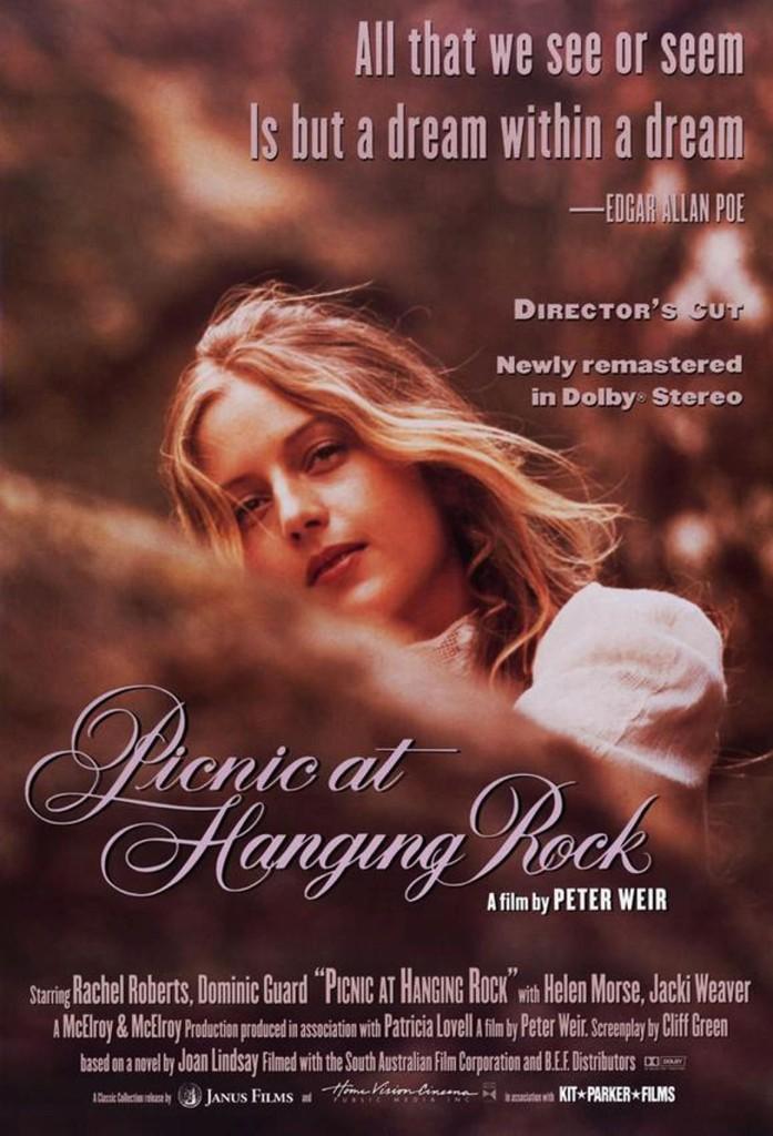 Пикник у Висячей скалы / Picnic at Hanging Rock (1975): постер