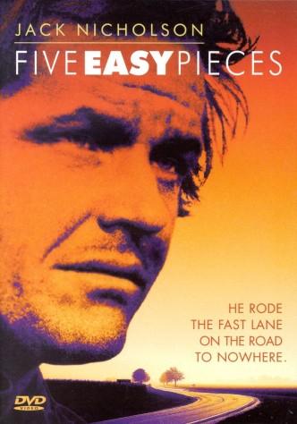 Пять лёгких пьес / Five Easy Pieces (1970): постер