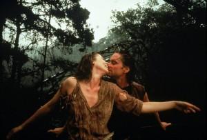 Роман с камнем / Romancing the Stone (1984): кадр из фильма