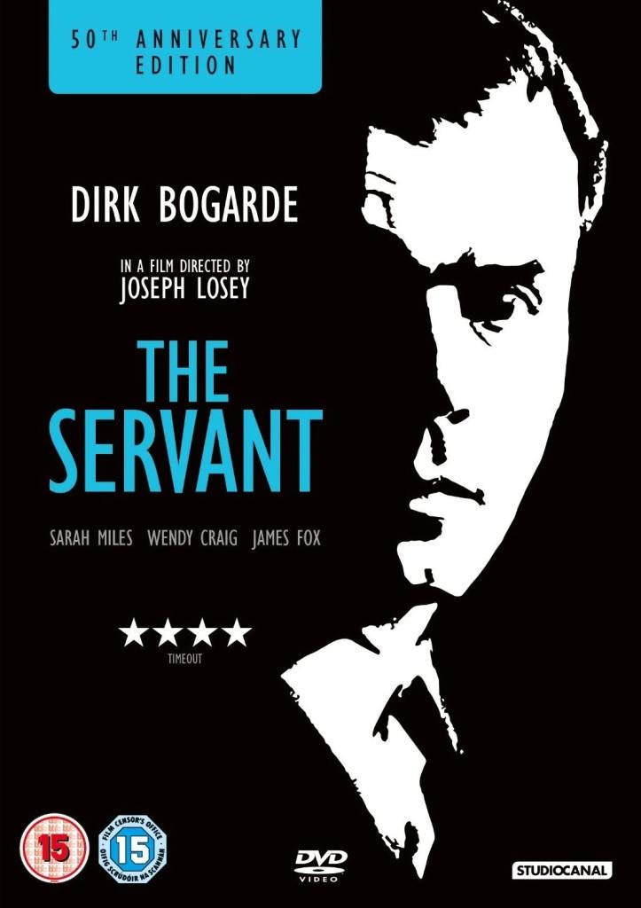 Слуга / The Servant (1963): постер