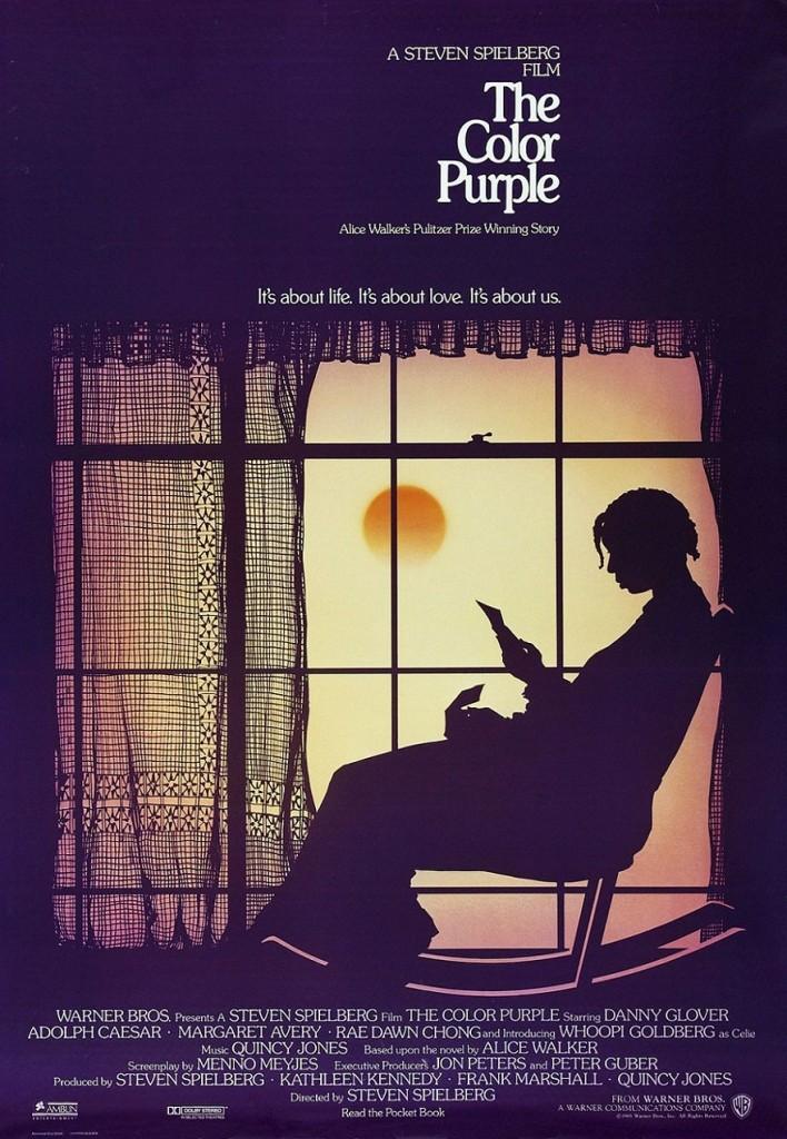 Цветы лиловые полей / The Color Purple (1985): постер