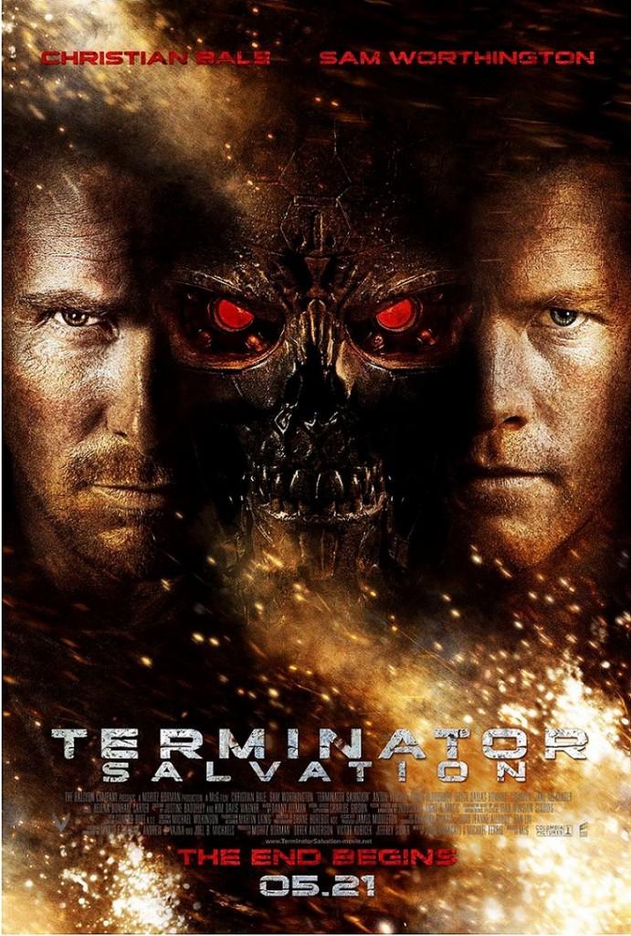 Терминатор: Да придёт спаситель / Terminator Salvation (2009): постер