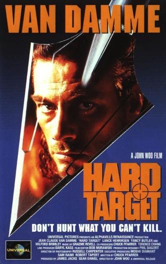 Трудная мишень / Hard Target (1993): постер