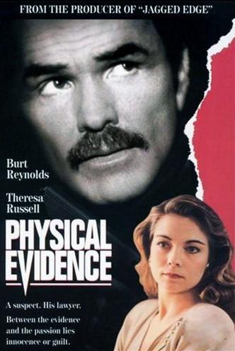 Вещественное доказательство / Physical Evidence (1989): постер