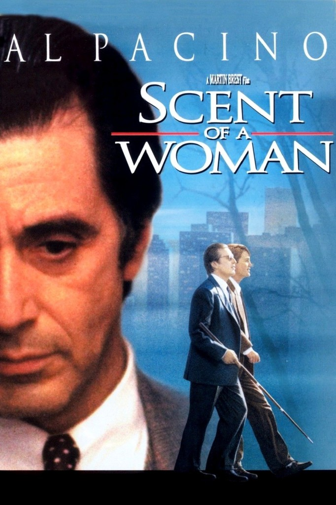 Запах женщины / Scent of a Woman (1992): постер