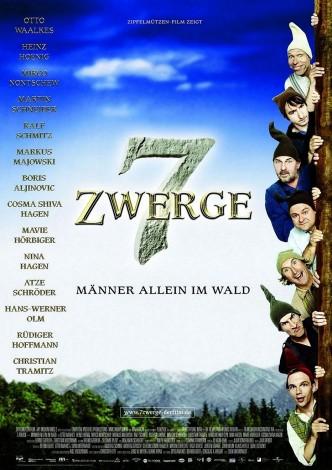 7 гномов / 7 Zwerge (2004): постер