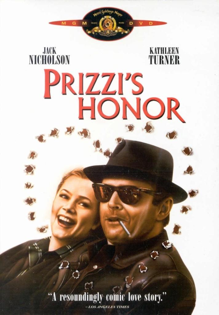 Честь семьи Прицци / Prizzi's Honor (1985): постер