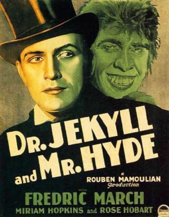 Доктор Джекилл и мистер Хайд / Dr. Jekyll and Mr. Hyde (1931): постер