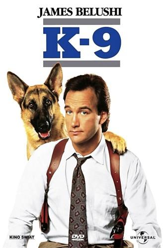 К-9: Собачья работа / K-9 (1989): постер