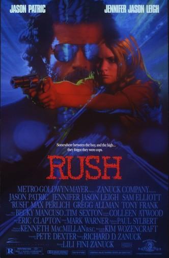 Кайф / Rush (1991): постер