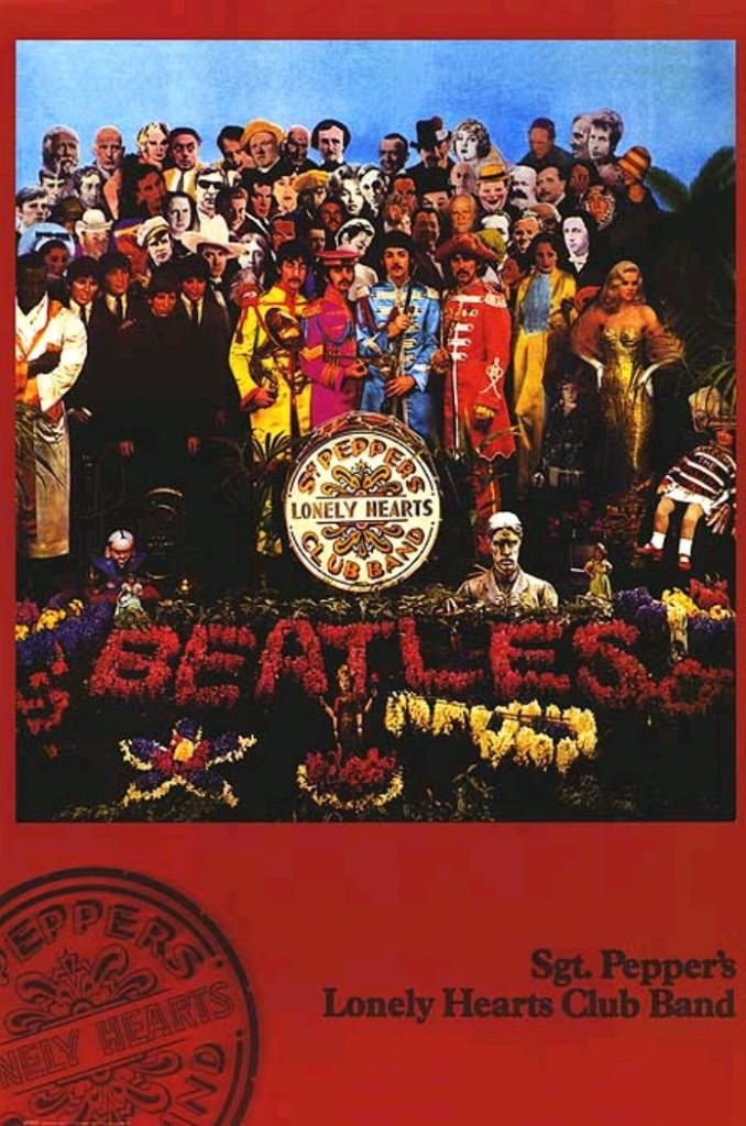 Клуб одиноких сердец сержанта Пеппера / Sgt. Pepper's Lonely Hearts Club Band (1978): постер
