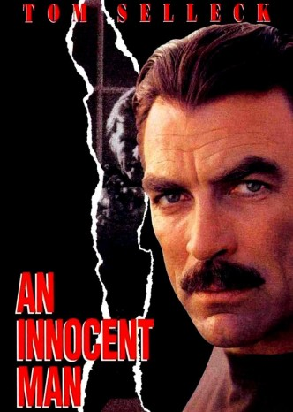 Невиновный / An Innocent Man (1989): постер