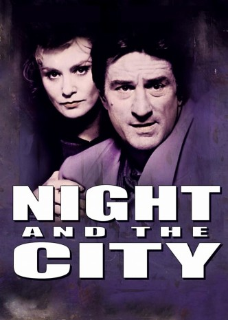 Ночь и город / Night and the City (1992): постер