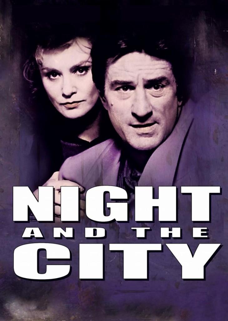 Ночь и город / Night and the City (1992): постер