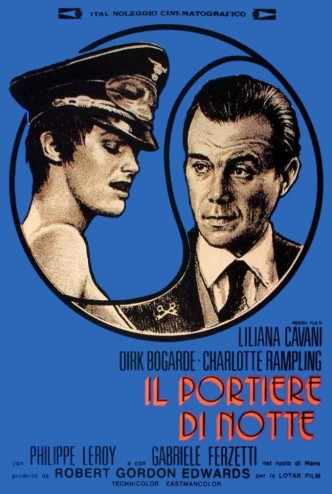 Ночной портье / Il portiere di notte (1974): постер