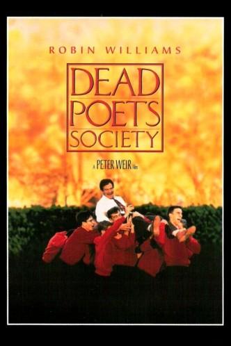 Общество мёртвых поэтов / Dead Poets Society (1989): постер