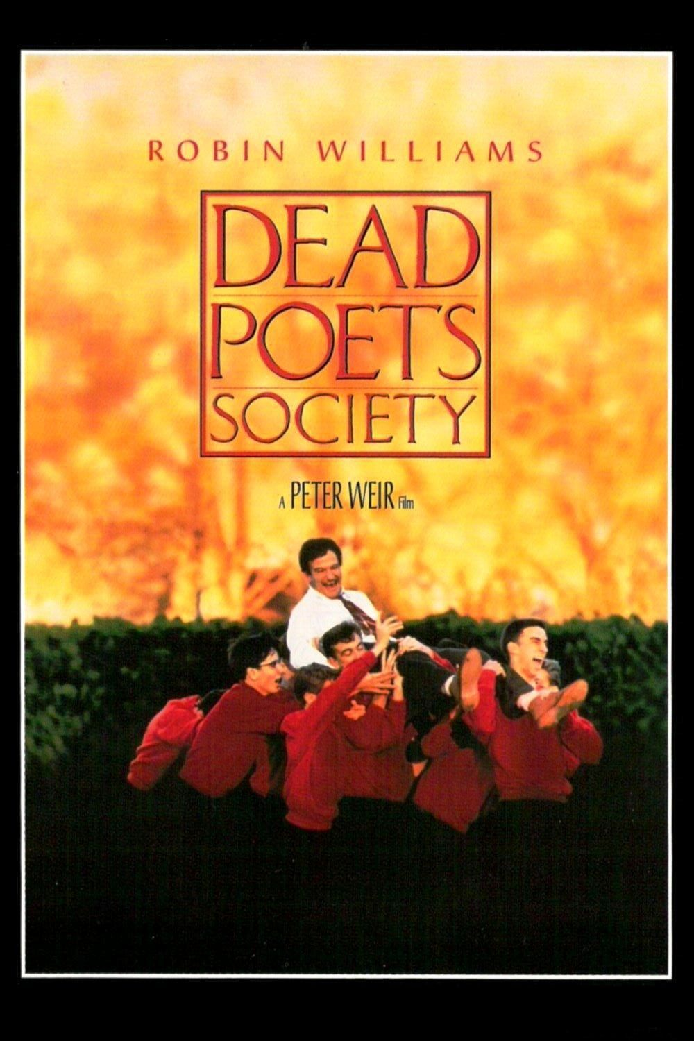 a discussion on dead poets society a film