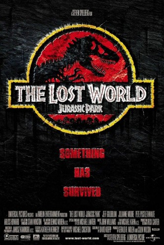 Парк юрского периода: Затерянный мир / The Lost World: Jurassic Park (1997): постер