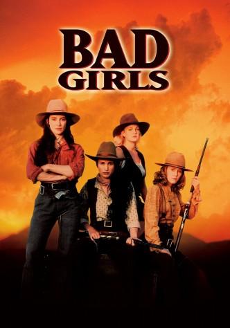 Плохие девчонки / Bad Girls (1994): постер