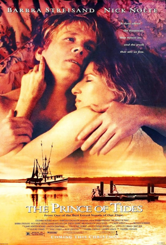 Повелитель приливов / The Prince of Tides (1991): постер