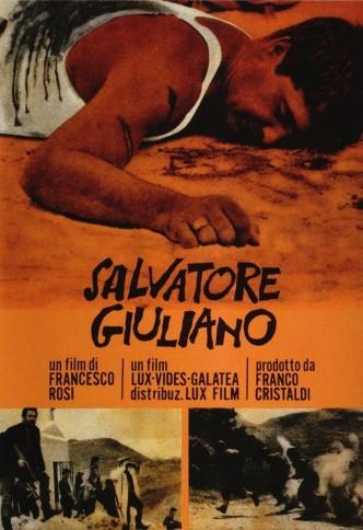 Сальваторе Джулиано / Salvatore Giuliano (1962): постер