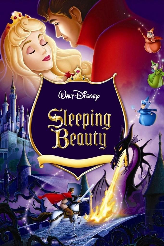 Спящая красавица / Sleeping Beauty (1959): постер