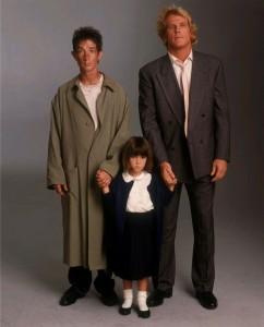 Три беглеца / Three Fugitives (1989): кадр из фильма