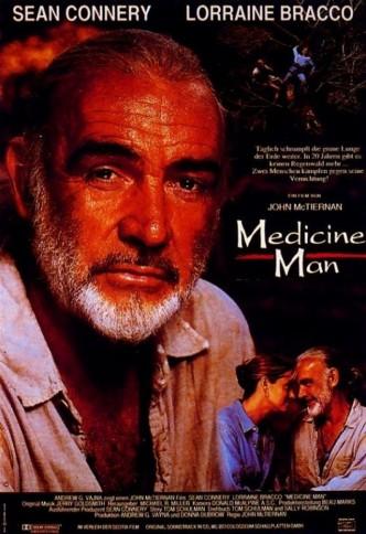 Знахарь / Medicine Man (1992): постер