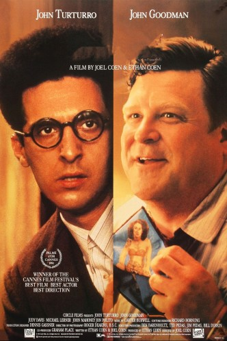 Бартон Финк / Barton Fink (1991): постер