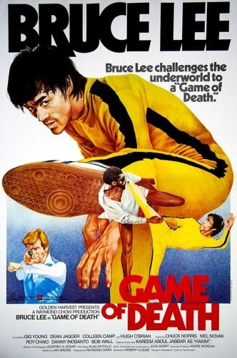 Игра смерти / Game of Death (1978): постер