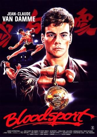 Кровавый спорт / Bloodsport (1988): постер