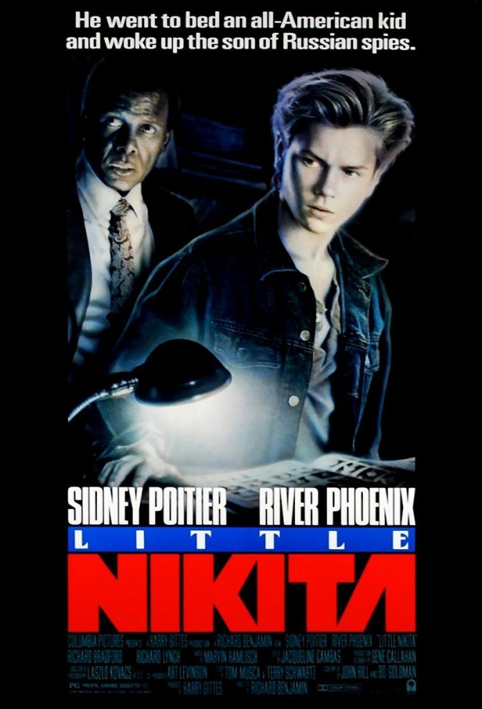 Маленький Никита / Little Nikita (1988): постер