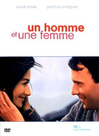 Мужчина и женщина / Un homme et une femme (1966): постер